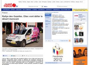 A la Une de ouest-france.fr aujourd'hui : c'est la journée de la femme ! article-of-8mars-300x218